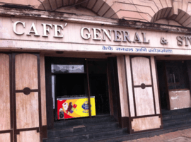 Cafe General Chowpatty