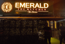 Emerald - The Kitchen