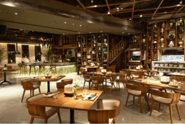 FIO Cookhouse and Bar Nehru Place
