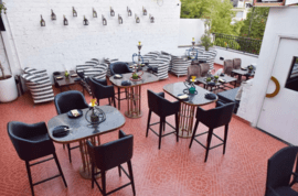 Gatsby Kitchen & Bar by Club BW Greater Kailash 1