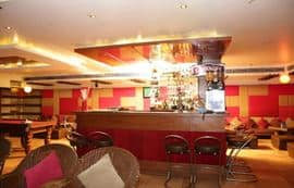 Hotel Himanis - Vertigo Lounge Sector 35C