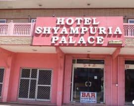 Hotel Shyampuria Palace Bais Godam