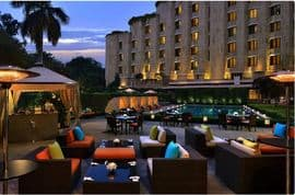 Ira - The Waterside Bar - ITC Maurya Chanakyapuri