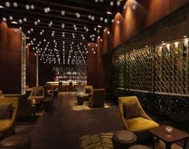 Krystal Bar - Hilton Jaipur Bais Godam