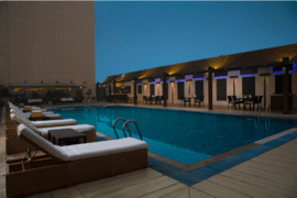 Lust By The Pool - Radisson Blu Kaushambi