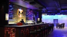 M Bar Kitchen Park Street Area