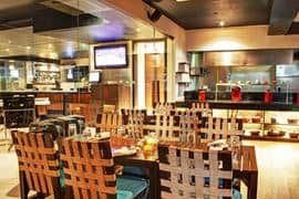 Miro Lounge - Svenska Design Hotel Andheri Lokhandwala