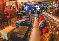 Moonshine Cafe & Bar Hauz Khas