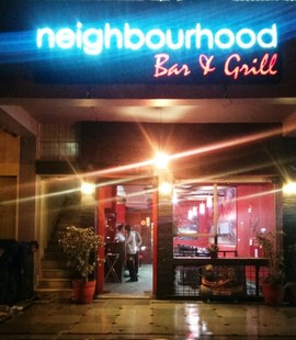 Neighbourhood Bar & Grill Sector 15