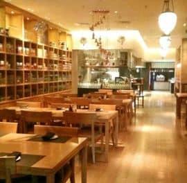 Oak Lounge - Marriott Suites Pune Mundhwa