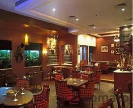 Opium Bar - Hotel City Park Pitampura