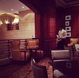 Polo Lounge - Hyatt Regency Bhikaji Cama Place