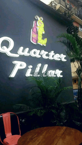 Quarter Pillar Vile Parle East