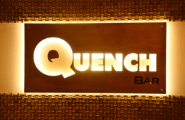 Quench Bar Domlur