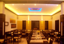 Raaga Bar and Kitchen - Sea Palace Hotel Colaba