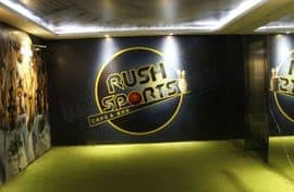 Rush Sports Bar And Bowling Hitech City