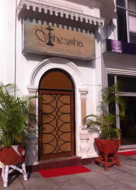 Sheesha Moroccan Lounge - Deep Palace Husain Ganj