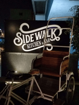 Sidewalk Bar and Kitchen Marathahalli