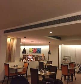 Slounge - Lemon Tree Hotel Chandigarh Industrial Area