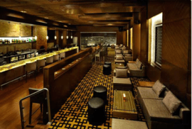 Spiritual Bar & Lounge-DoubleTree by Hilton Sector 56