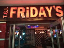 TGI Fridays Saket