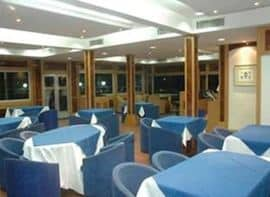 The Anchorage Bar - The Floatel Hotel Dalhousie BBD Bagh
