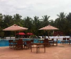 The Aqua Bar - Golden Palms Hotel And Spa Yeshwantpur