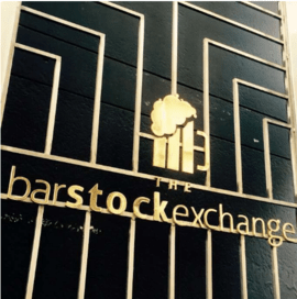 The Bar Stock Exchange Colaba
