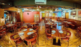 The Derby Cookhouse Punjabi Bagh