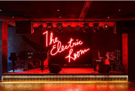The Electric Room - The Lodhi Lodhi Road