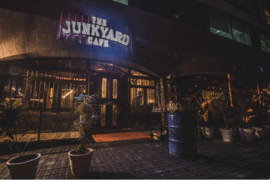 The Junkyard Cafe Saket
