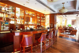 The Lounge Bar - Sheraton New Delhi Hotel Saket
