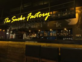 The Smoke Factory Sector 38