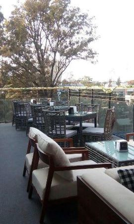 The Terrace at Gillys Redefined