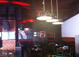 The United Sports Bar and Grill Ghatkopar West