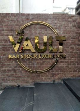 The Vault - Bar Stock Exchange T. Nagar