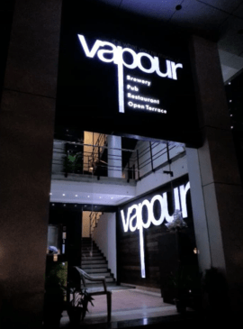 Vapour Pub and Brewery Indiranagar