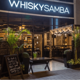 Whisky Samba Golf Course Road