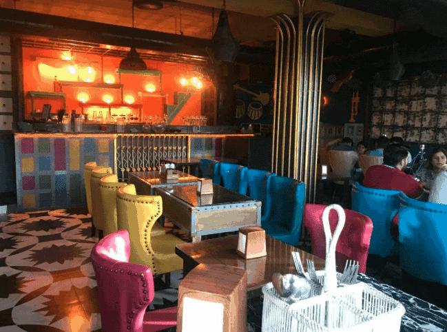 Ghar Bistro Cafe Rajouri Garden