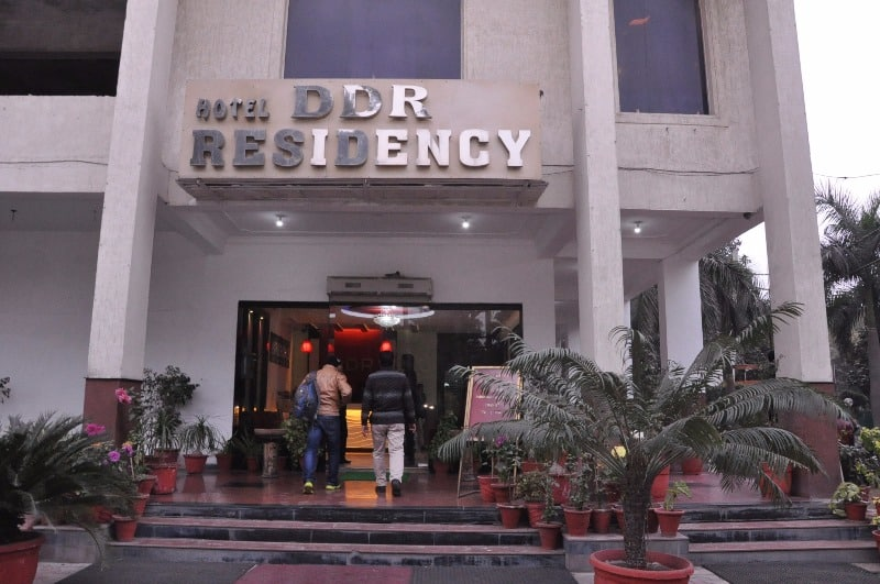 Hotel D.D.R Residency Civil Lines
