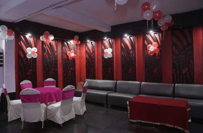 Wild Chef Lounge Kirti Nagar