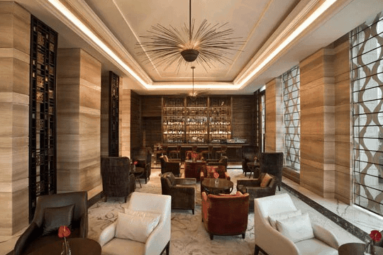 Lobby Lounge - Crowne Plaza