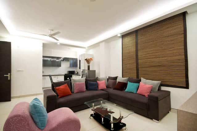 House 581 Chattarpur