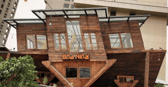 Imperfecto Ruin Pub Sector 32