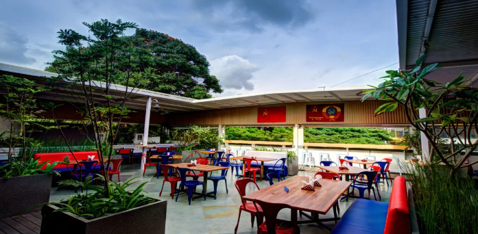 tippler - on the roof a perfect corporate party place