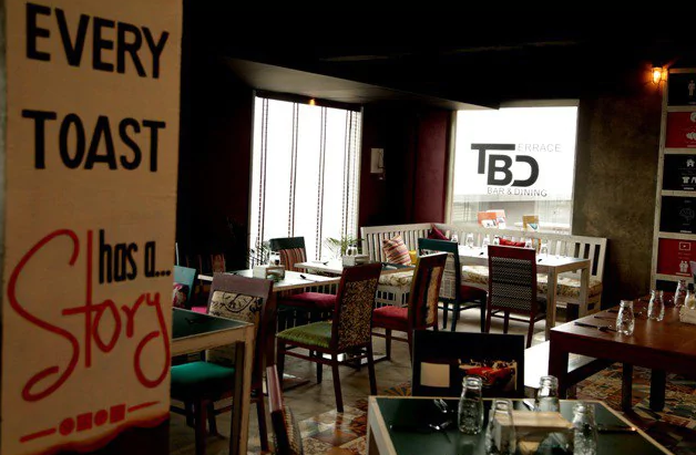 toast - bistro   bar a perfect corporate party place
