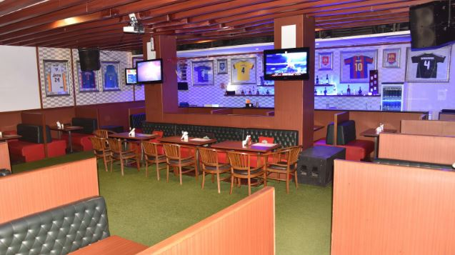 turf pub a perfect corporate party place