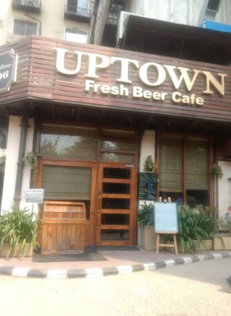 uptown fresh beer cafe a perfect corporate party place