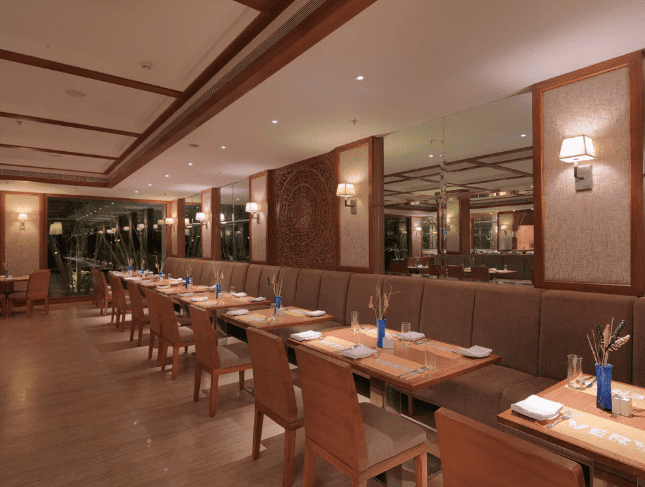 verve - royal orchid resort a perfect corporate party place