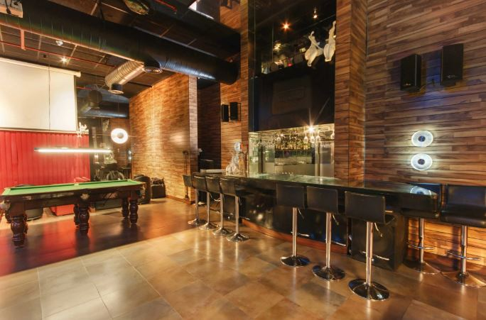 xebra - the sports lounge a perfect corporate party place